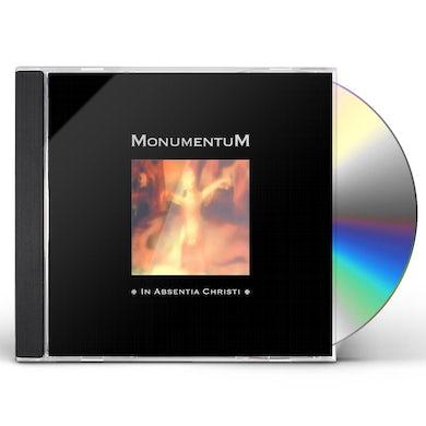 Monumentum In Absentia Christi CD