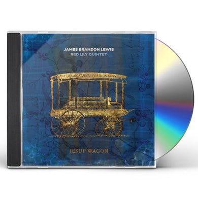 Jesup Wagon CD