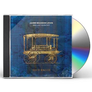 James Brandon Lewis / Red Lily Quintet JESUP WAGON CD