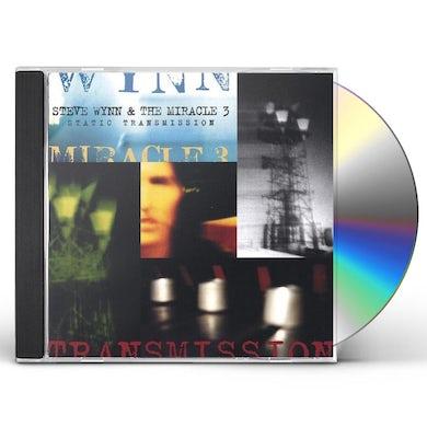 Steve Wynn STATIC TRANSMISSION CD