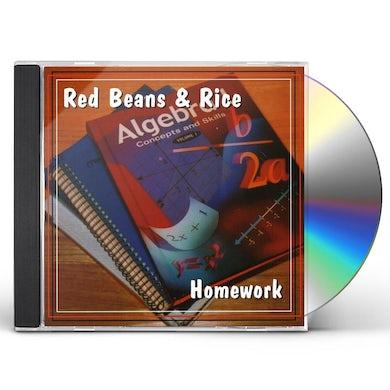 RED BEANS & RICE HOMEWORK CD