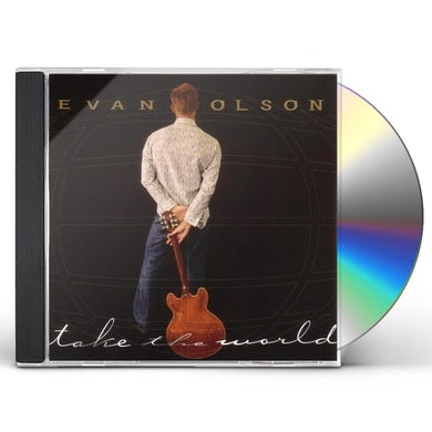 Evan Olson TAKE THE WORLD CD
