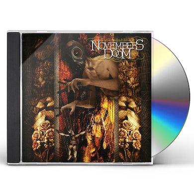 Novembers Doom SCULPTED IVY & STONE FLOWERS CD