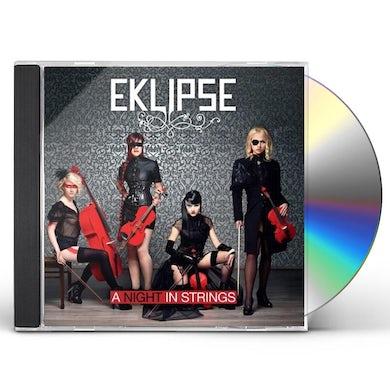 Eklipse NIGHT IN STRINGS CD