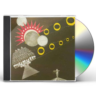 Boston Spaceships PLANETS ARE BLASTED CD