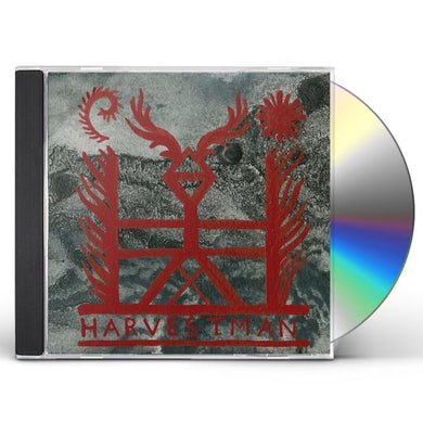 Harvestman MUSIC FOR MEGALITHS CD
