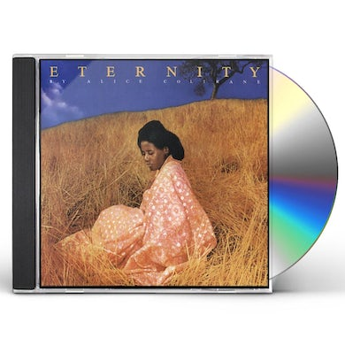 Alice Coltrane ETERNITY CD