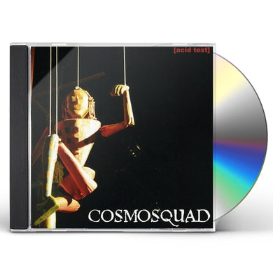 Cosmosquad ACID TEST CD