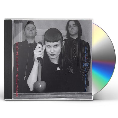Deadly Seven DATE WITH A KNIFE CD