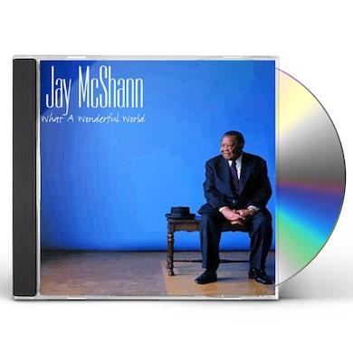 Jay McShann WHAT A WONDERFUL WORLD CD