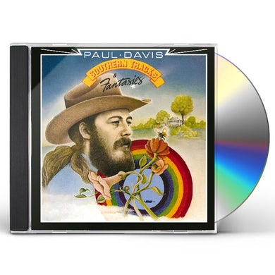 Paul Davis SOUTHERN TRACKS & FANTASIES CD