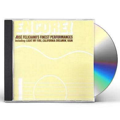 ENCORE JOSE FELICIANO CD