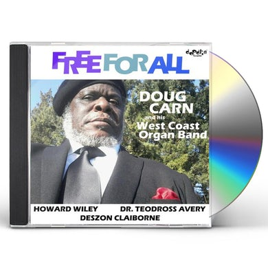 Doug Carn Free For All CD