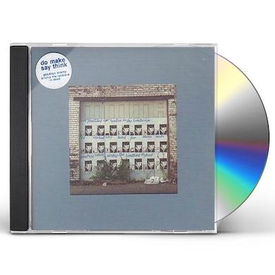 DO MAKE SAY THINK CD