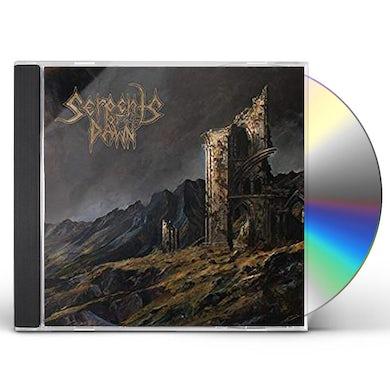 Serpents Of Dawn INTO THE GARDEN CD