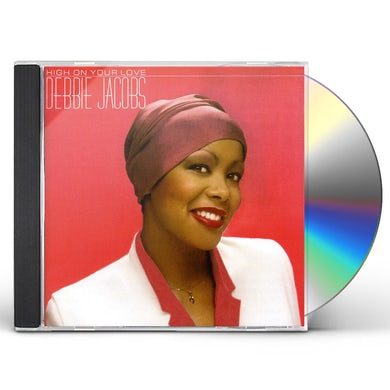 Debbie Jacobs HIGH ON YOUR LOVE CD
