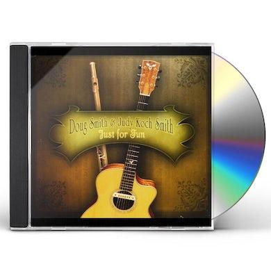 Doug Smith JUST FOR FUN CD