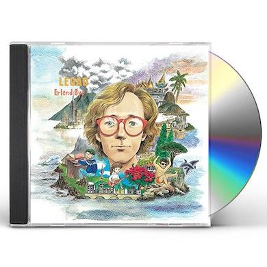 Erlend Oye LEGAO CD