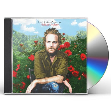 Hiss Golden Messenger HALLELUJAH ANYHOW CD