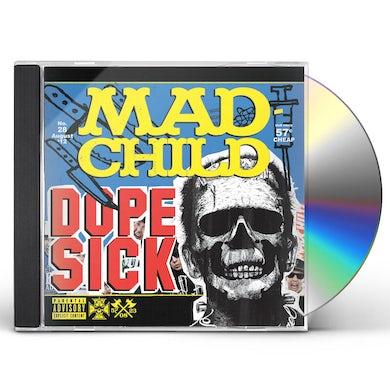 Madchild DOPE SICK CD