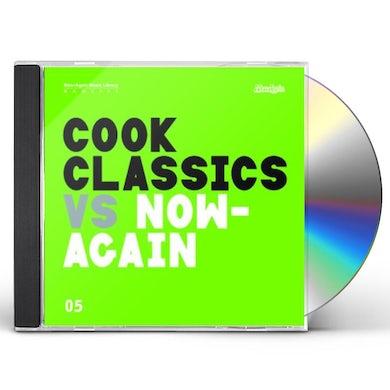 Cook Classics VS. NOW-AGAIN CD