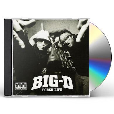 Big D & Kids Table PORCH LIFE CD