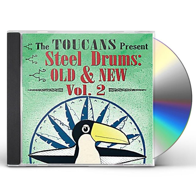 Toucans Steel Drum Band STEEL DRUMS OLD & NEW 2 CD