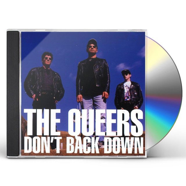 Queers DON'T BACK DOWN CD