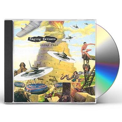 RAGING NATHANS CHEAP FAME CD