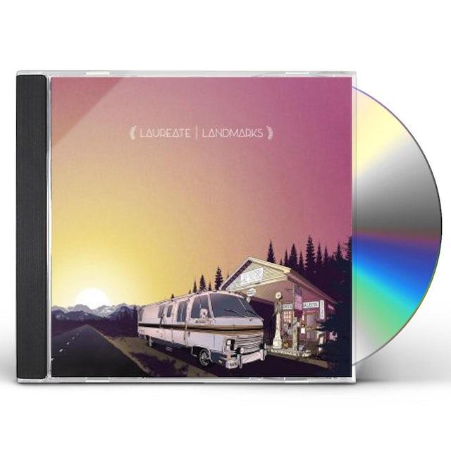 Laureate LANDMARKS CD