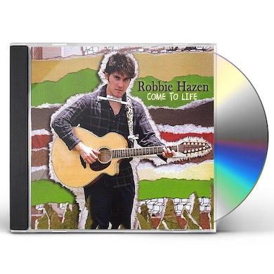 Robbie Hazen COME TO LIFE CD