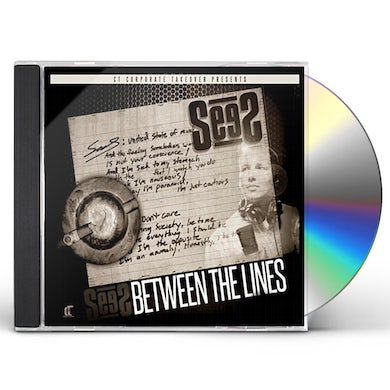 SEES BETWEEN THE LINES CD