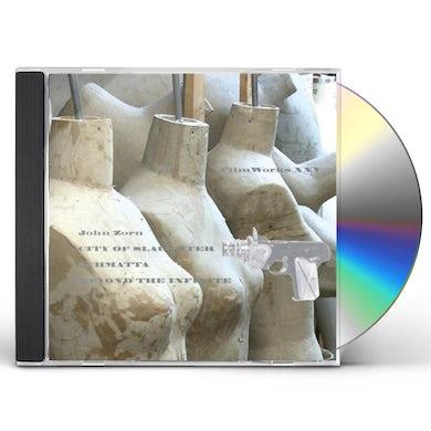 John Zorn FILMWORKS XXV: CITY OF SLAUGHTER CD