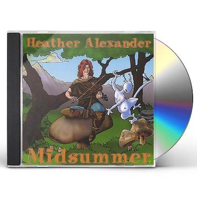 Heather Alexander MIDSUMMER CD