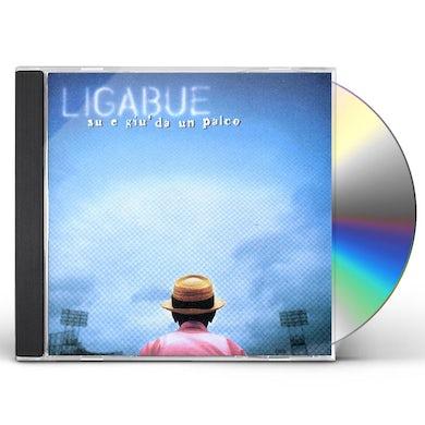 Ligabue SU E GIU' DA UN PALCO CD