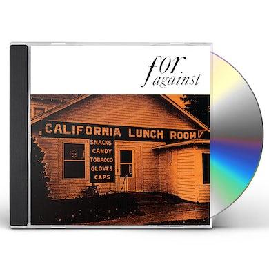 For Against MASON'S CALIFORNIA LUNCHROOM CD