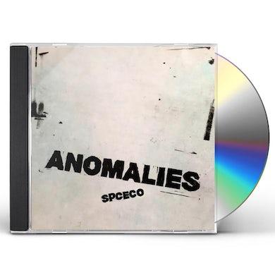 ANOMALIES CD