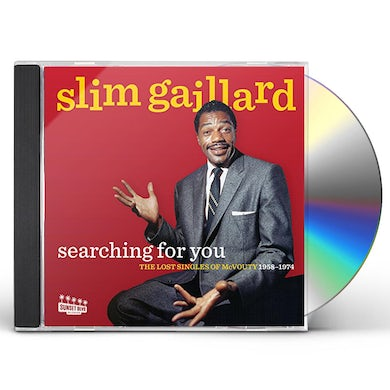 Slim Gaillard SEARCHING FOR YOU: THE LOST SINGLES OF MCVOUTY CD