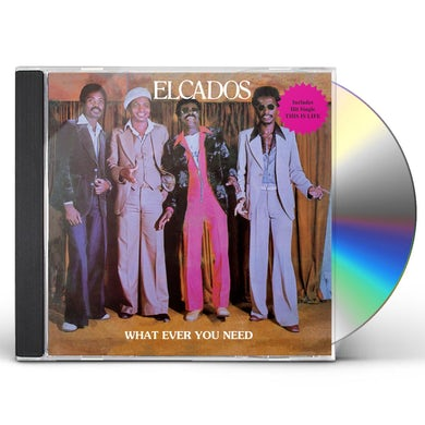 ELCADOS WHAT EVER YOU NEED CD