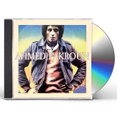 AHMED FAKROUN CD