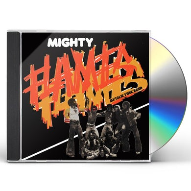 Mighty Flames METALIK FUNK BAND CD