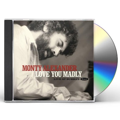 Monty Alexander Love You Madly: Live At Bubba's (2 CD Deluxe Edition) CD