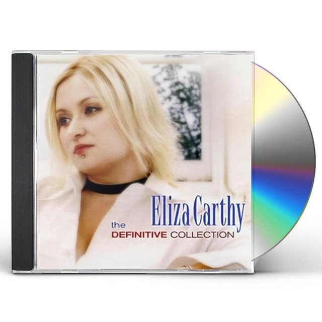 Eliza Carthy DEFINITIVE COLLECTION CD