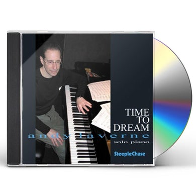 Andy LaVerne TIME TO DREAM CD