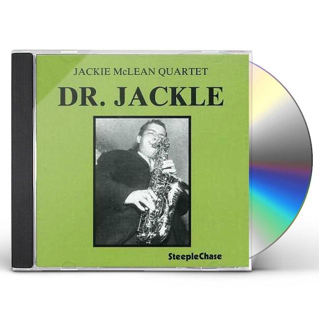 Jackie Mclean DR JACKLE CD