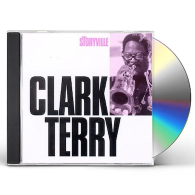 Clark Terry MASTER OF JAZZ CD