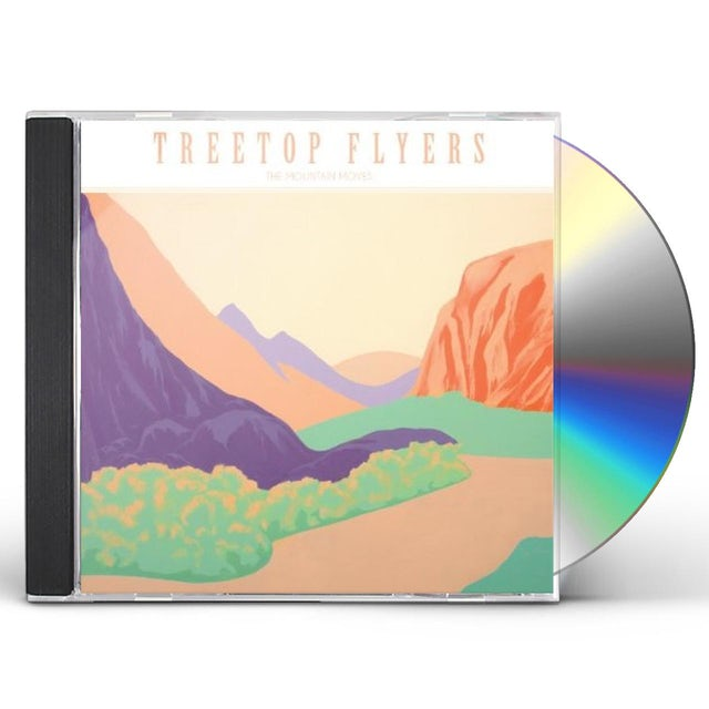 Treetop Flyers MOUNTAIN MOVES CD
