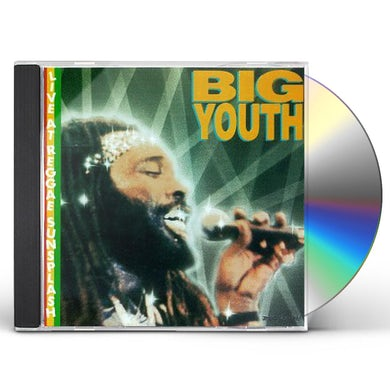 Big Youth LIVE AT REGGAE SUNSPLASH CD