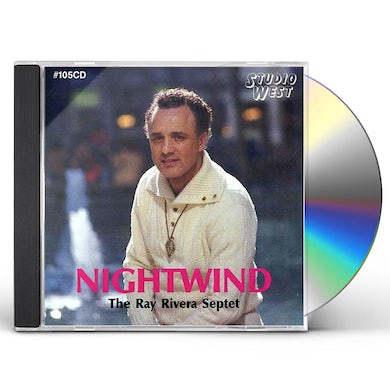 Ray Rivera NIGHTWIND CD