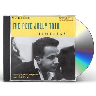 Pete Jolly TIMELESS CD